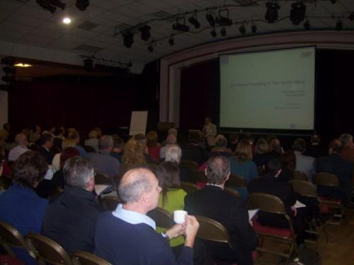 CVS Cheshire East Funding Forum